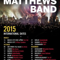 FINALLY!!! - DMB in Europe 2015
