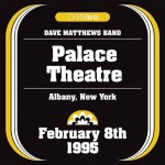 Palace Theatre, Albany, NY wird neuer Download der DMBLive Series