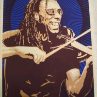 Boyd Tinsley art poster (by Methane studios)