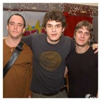 Dave, j. Mayer ,roB thomas = New DMB?  (Q: tvguide.com) ;-)
