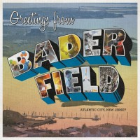 Greetings From Bader Field, Atlantic City NJ 2011-06-24