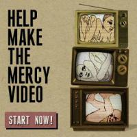 "Be creative! Be a part of ""Mercy""!"